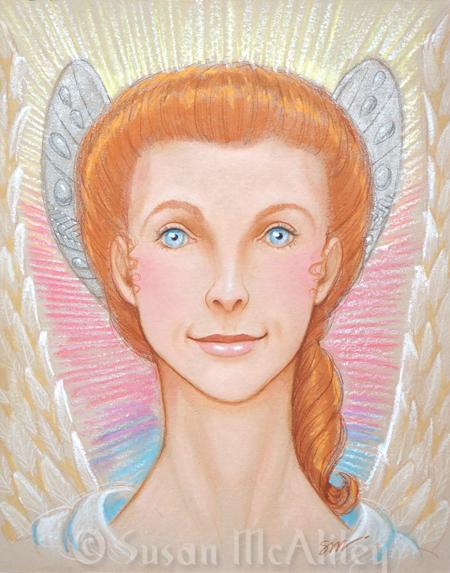 Ruby Angel 5X6 WM