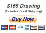 $165 drawing incl tax ship
