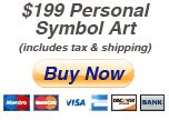 $199 personal Symbol Art